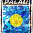 Palau Reflective Decal