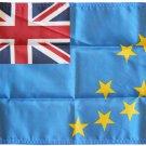 "Tuvalu - 12"""" x 18"""" Nylon Flag"