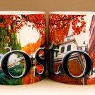 Boston - ONE 18 oz. Coffee Mug