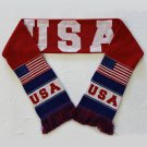 USA Knit Scarf