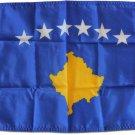 """Kosovo (Kosova) - 12""""""""X18"""""""" Nylon Flag"""