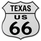 Route 66 Highway Shield - Texas