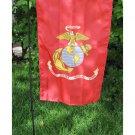 """Marines - 12""""""""x18"""""""" Garden Banner"""