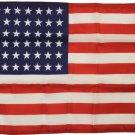 """USA (48-Stars) - 12""""""""X18"""""""" Nylon Flag"""