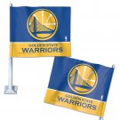 Golden State Warriors Car Flag (blue)