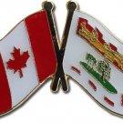 Canada Prince Edward Island Friendship Lapel Pin