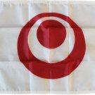 "Okinawa - 12""""X18"""" Nylon Flag"