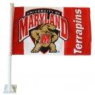 University of Maryland Car Flag