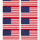 USA 50 Count Sticker Pack