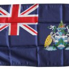 "Ascension Islands - 12""""X18"""" Nylon Flag"