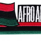 African American Cut-Out Patch