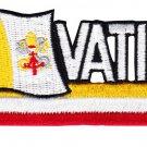 Vatican Cut-Out Patch