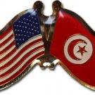 Tunisia Friendship Pin