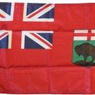 """Manitoba - 12""""""""X18"""""""" Nylon Flag"""