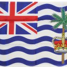 "British Indian Ocean Territory - 12""X18"" Nylon Flag"