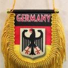 Germany Window Hanging Flag (Shield)