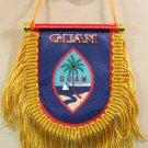 Guam Window Hanging Flag (Shield)