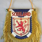 Scotland (Lion and St. Andrews) Window Hanging Flag (Shield)
