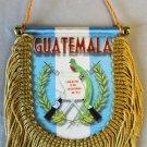 Guatemala Window Hanging Flag (Shield)