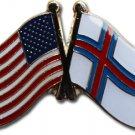 Faroe Islands Friendship Pin