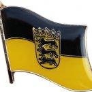 Baden-Wuerttemberg Flag Lapel Pin