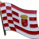 Bremen Flag Lapel Pin