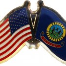 Idaho Friendship Lapel Pin