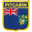 Pitcairn Islands Shield Patch