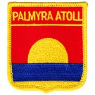 Palmyra Atoll Shield Patch