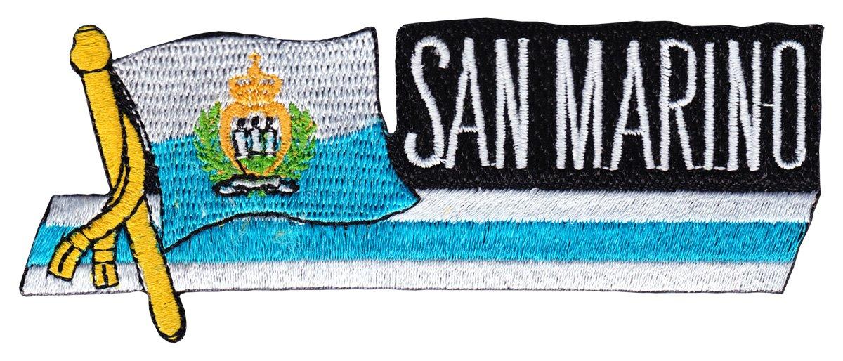 San Marino Cut-Out Patch