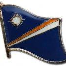 Marshall Islands Flag Lapel Pin