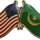 Mauritania Friendship Pin