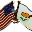 Cyprus Friendship Pin