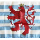 "Luxembourg (Civil) - 12""X18"" Nylon Flag"