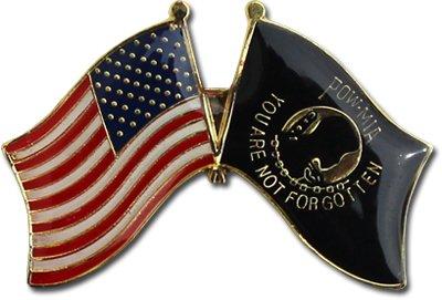 POW-MIA Friendship Pin
