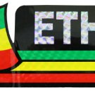 Ethiopia Bumper Sticker (Lion)