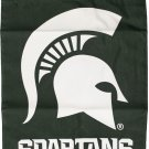 "Michigan State University - 13""x18"" 2-Sided Garden Banner"