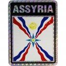 Assyria Reflective Decal