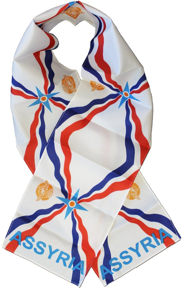 Assyria Scarf