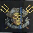 "Dead Men Tell No Tales (Trident) - 12""X18"" Flag"
