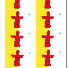 Nunavut 50 Count Sticker Pack