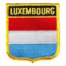Luxembourg Shield Patch