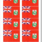 Manitoba 50 Count Sticker Pack