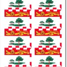 Prince Edward Island 50 Count Sticker Pack
