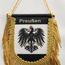 Kingdom of Prussia Window Hanging Flag (Shield)