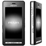 LG KE850 (Black - PRADA) Mobile Phone