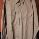 Brand New Ralph Lauren RLBL Military Shirt Medium