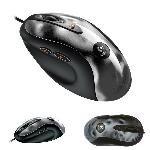 Logitech MX518 Gaming-Grade 1600dpi Optical Gamer Mouse