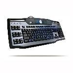 Logitech G11 Gaming USB PC Backlit LCD display Keyboard