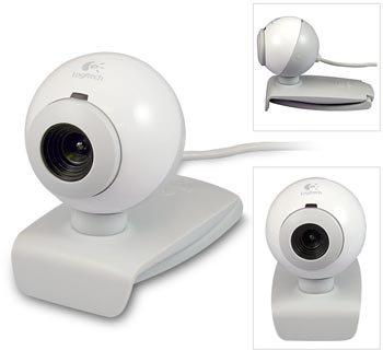 Logitech QuickCam Express v2 USB 2.0 Webcam PC Web Cam